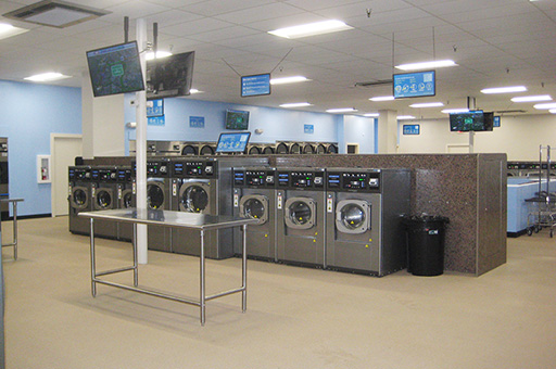 High speed washers